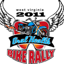 Oral Health Bike Rally logo